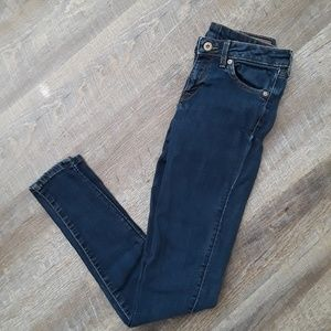 H&M Super Skinny Low Jeans
